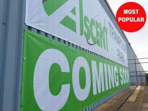 PVC Trade Banner 500gsm