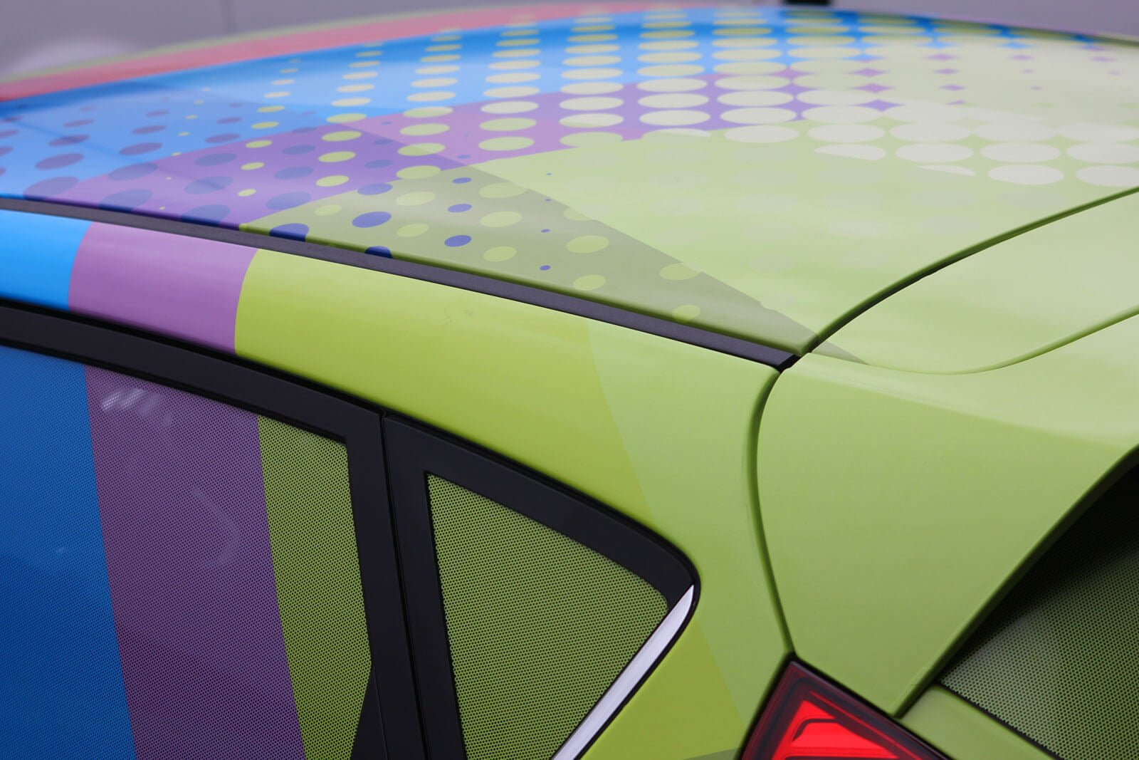 graphic relating to Printable Vinyl Wrap named MD-X Wrap Vinyl Printing - Exchange £23.95 sqm