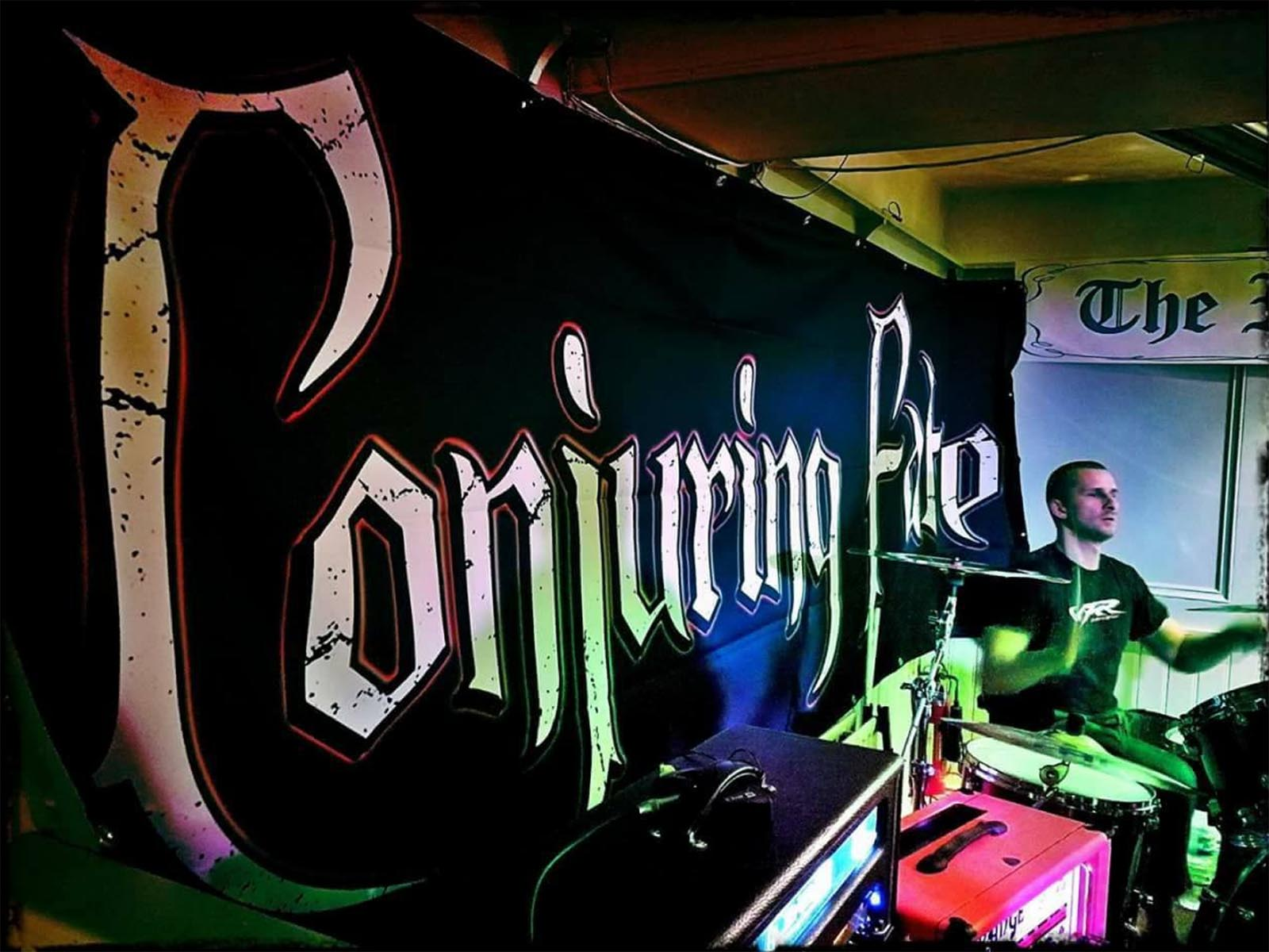Band Banners, Band Scrims and Stage Backdrops  Any Size Any Design
