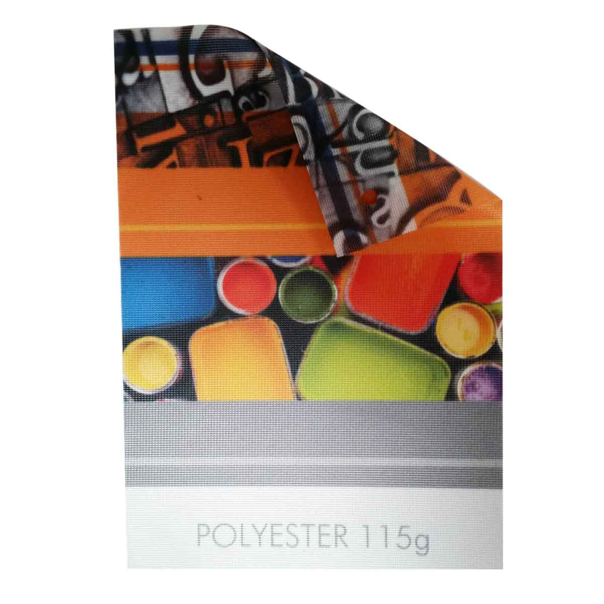 Polyester 115gsm
