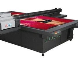 Flatbed UV Printing