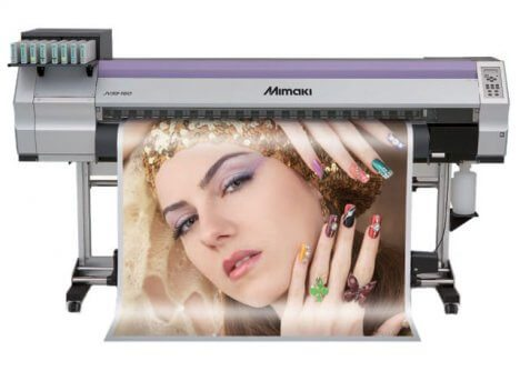Mimaki Solvent Printer