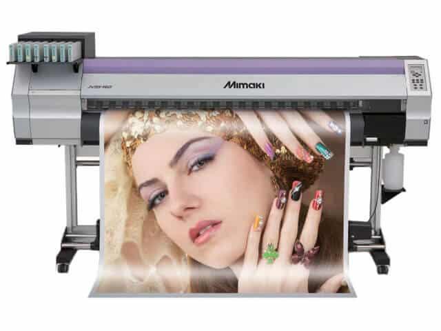 Mimaki Solvent Printer