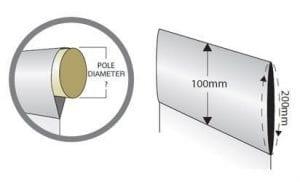 Pole Diameter