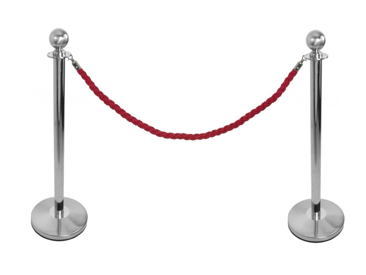 Sphero Rope Barrier System
