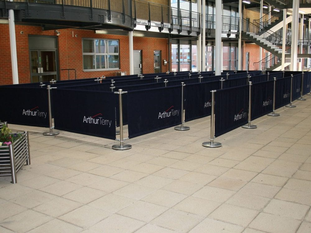 Ultimate Cafe Barriers
