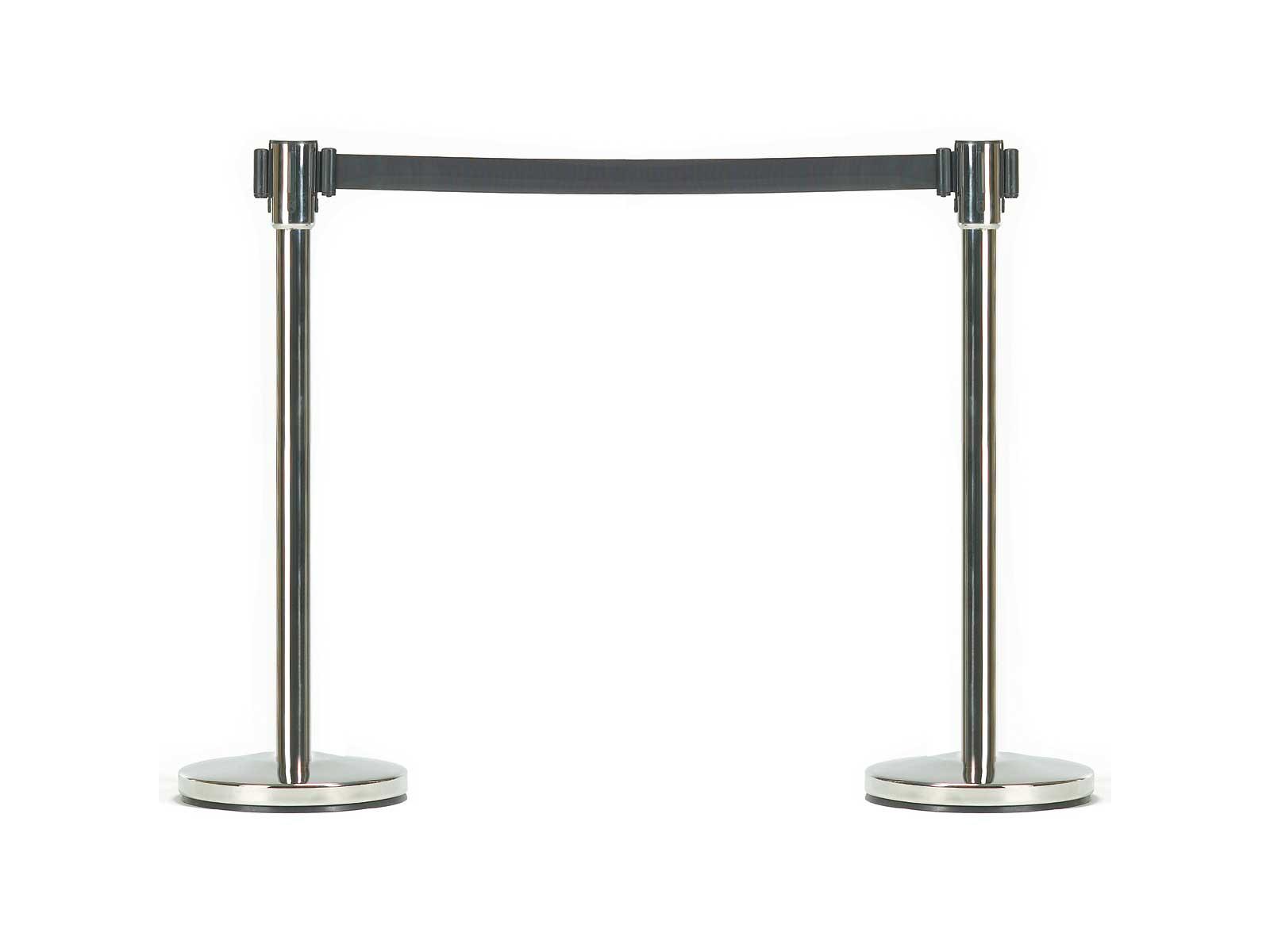 Queue Management Post Base And 2m Retractable Belt