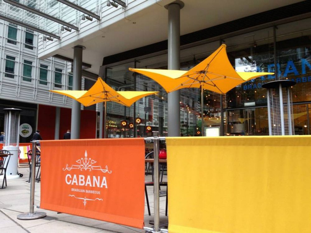 Ultimate Cafe Barriers Moderno