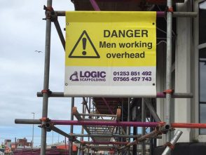 Printed Construction Signs