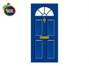 Dementia Door Blue