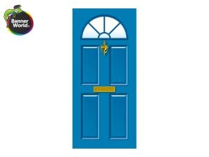 Dementia Door Light Blue