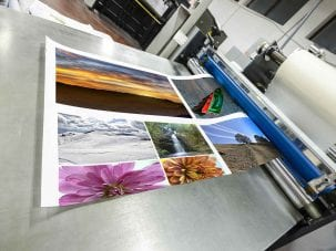 Custom Size Poster Printing