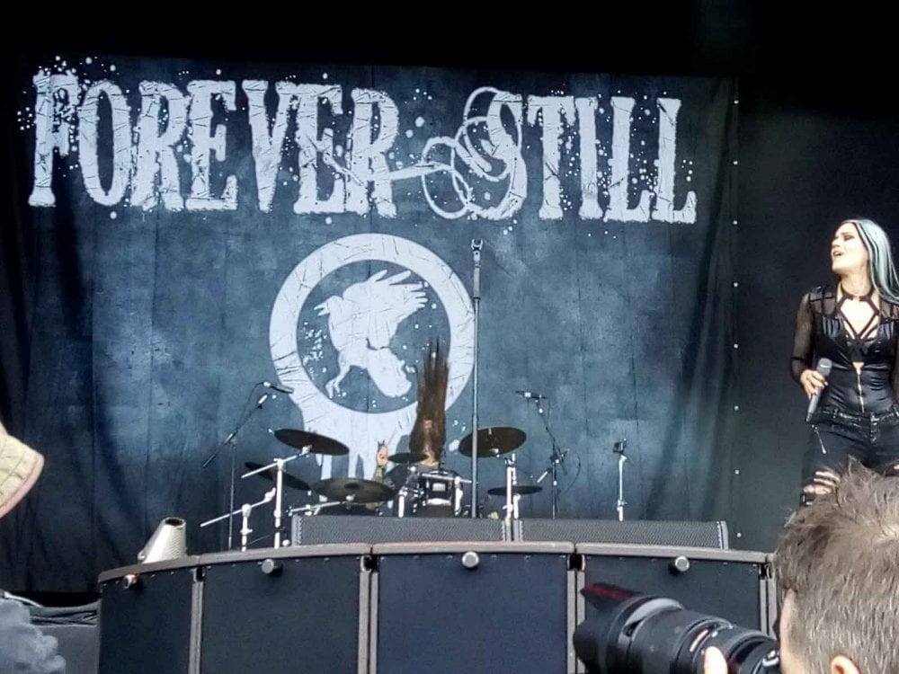 Forever Still Band Backdrop