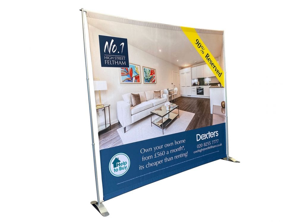 Anti-Crease Backdrop Stand