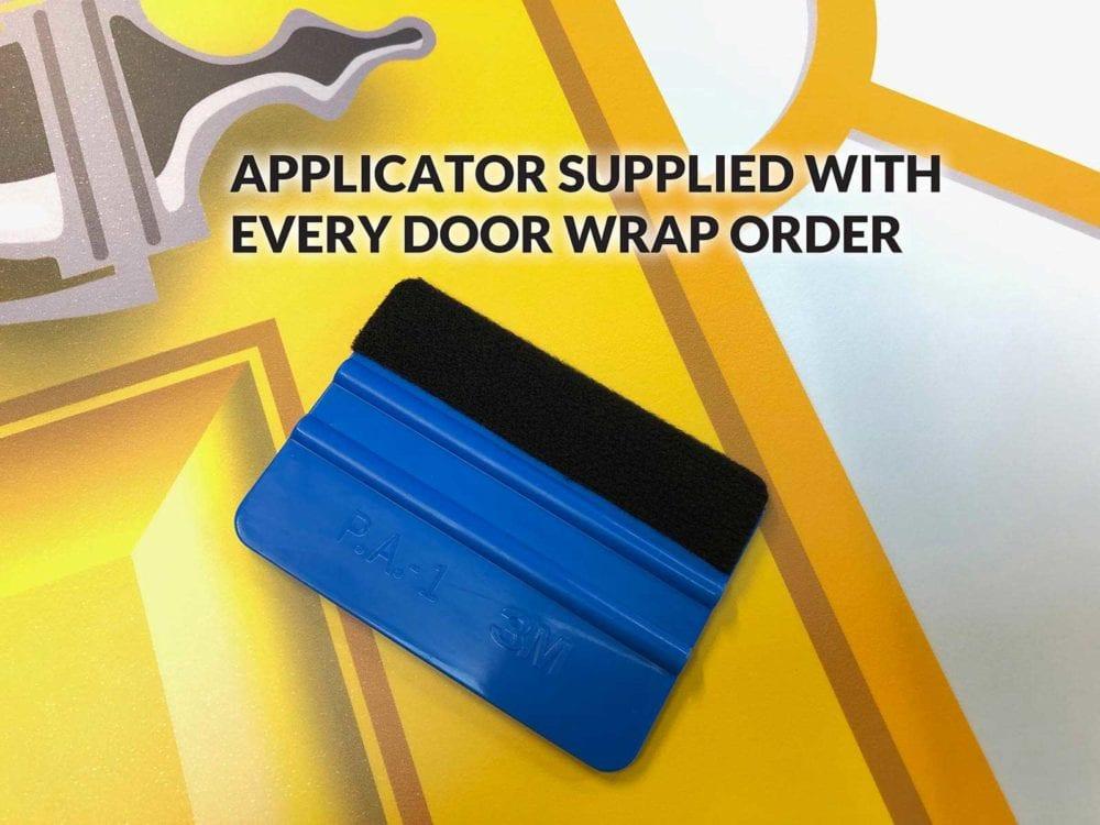 Free applicator