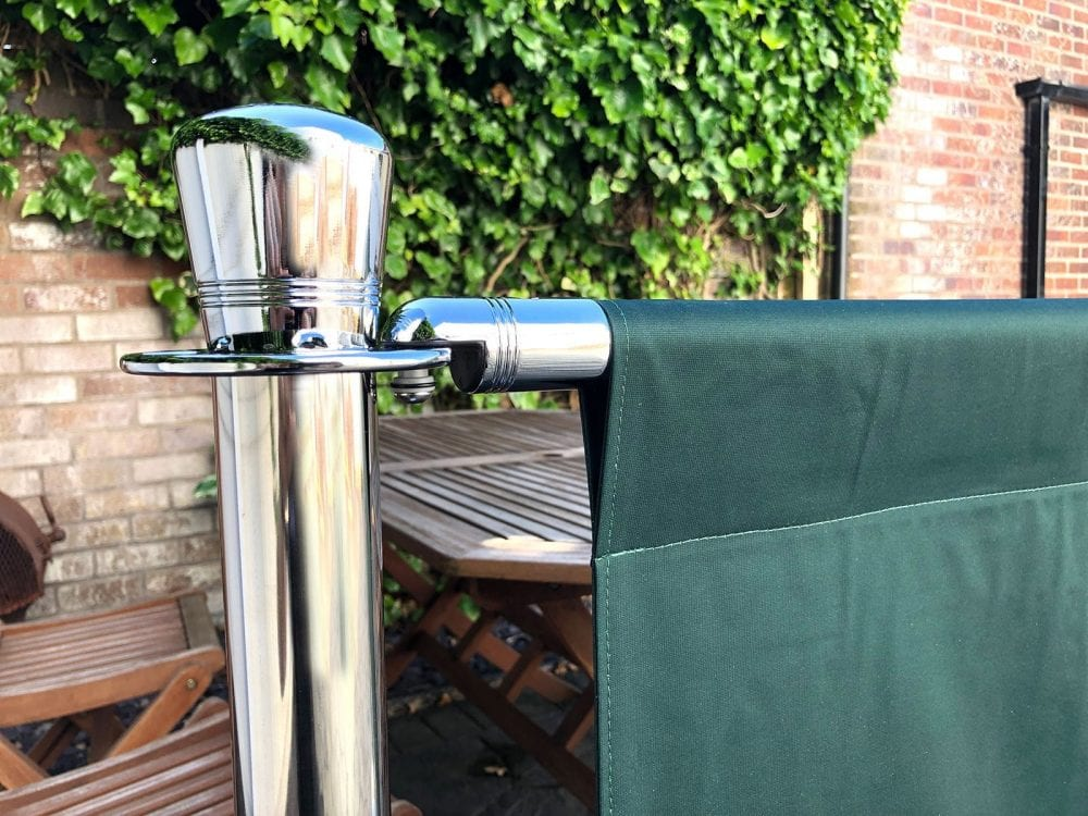 Cafe Barrier Premiun System with banner
