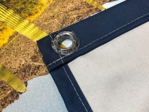 full colour waterproof fabric