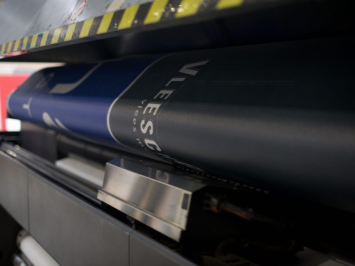 Large Format Mesh Banner Printing