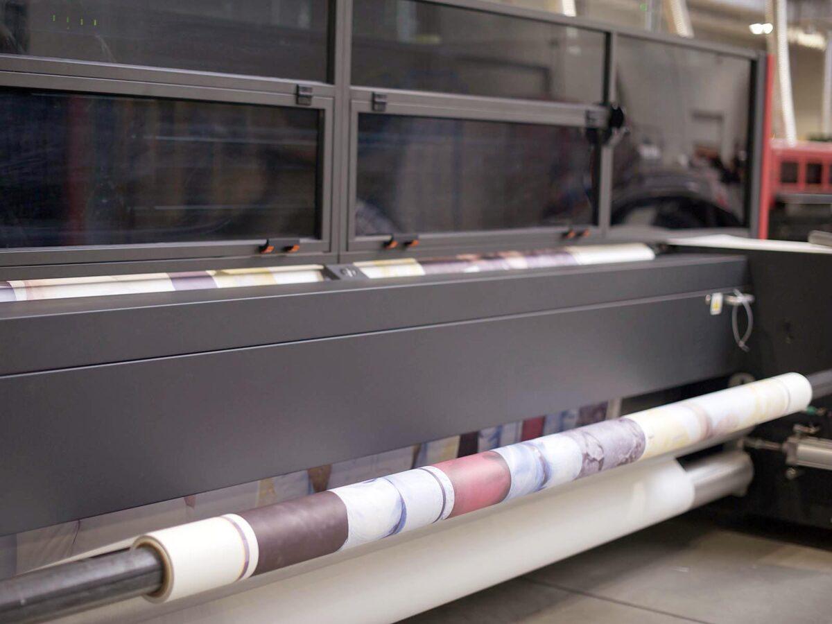 Dye Sub Fabric Printing