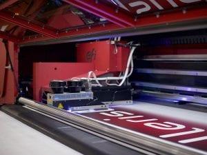 Flat Panel Printing