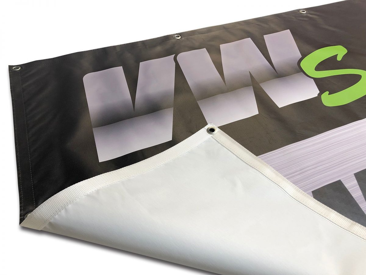 RECYCLED PVC BANNER PRINTING
