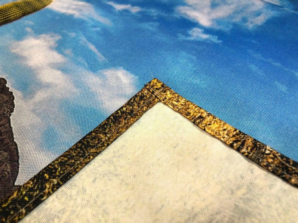 waterproof fabric printing