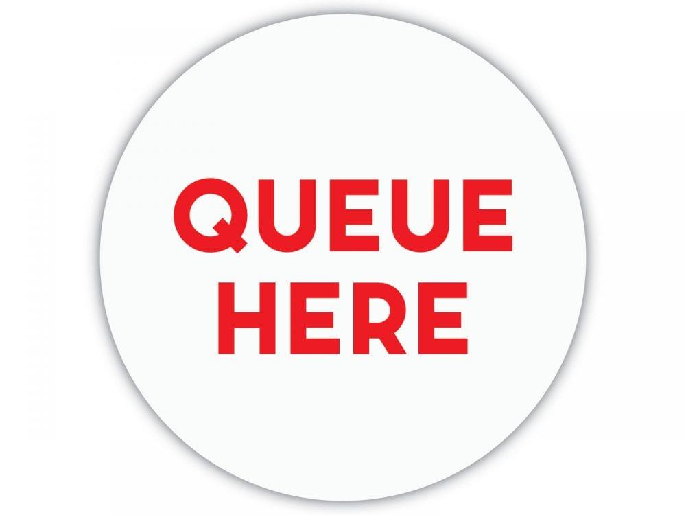 Queue-here-WHITE