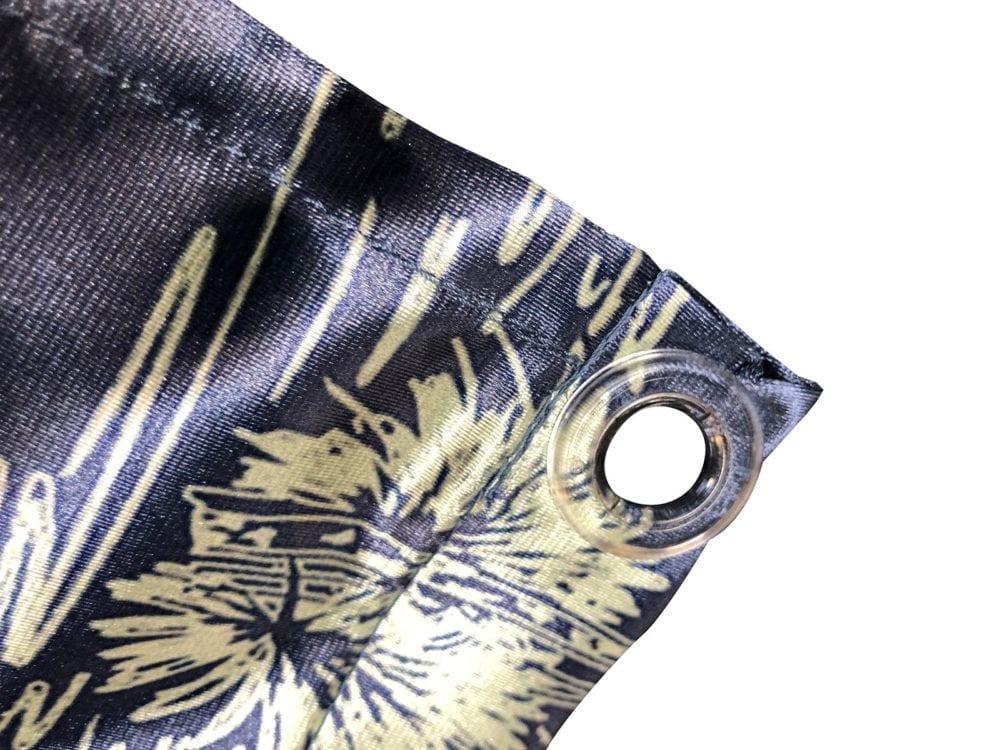silk fabric printing
