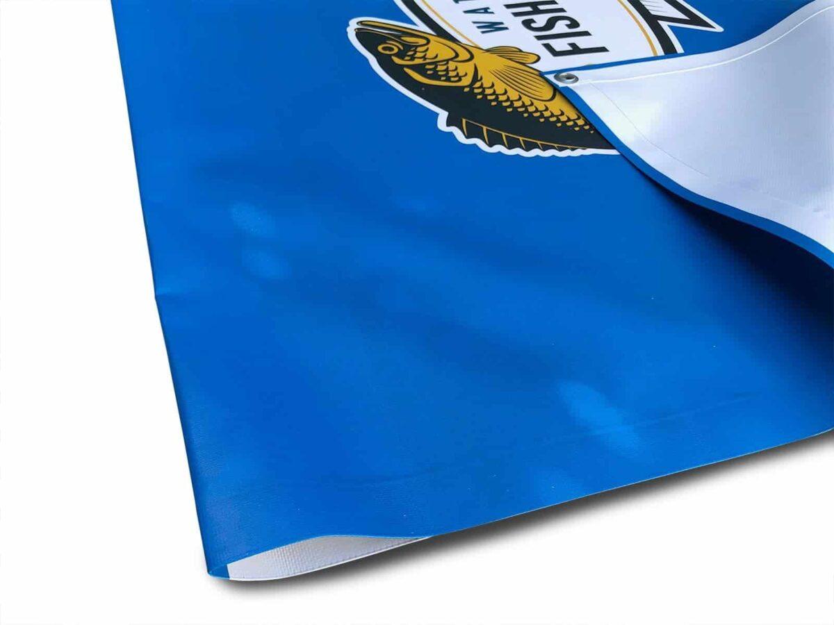 Budget PVC Cafe Banner