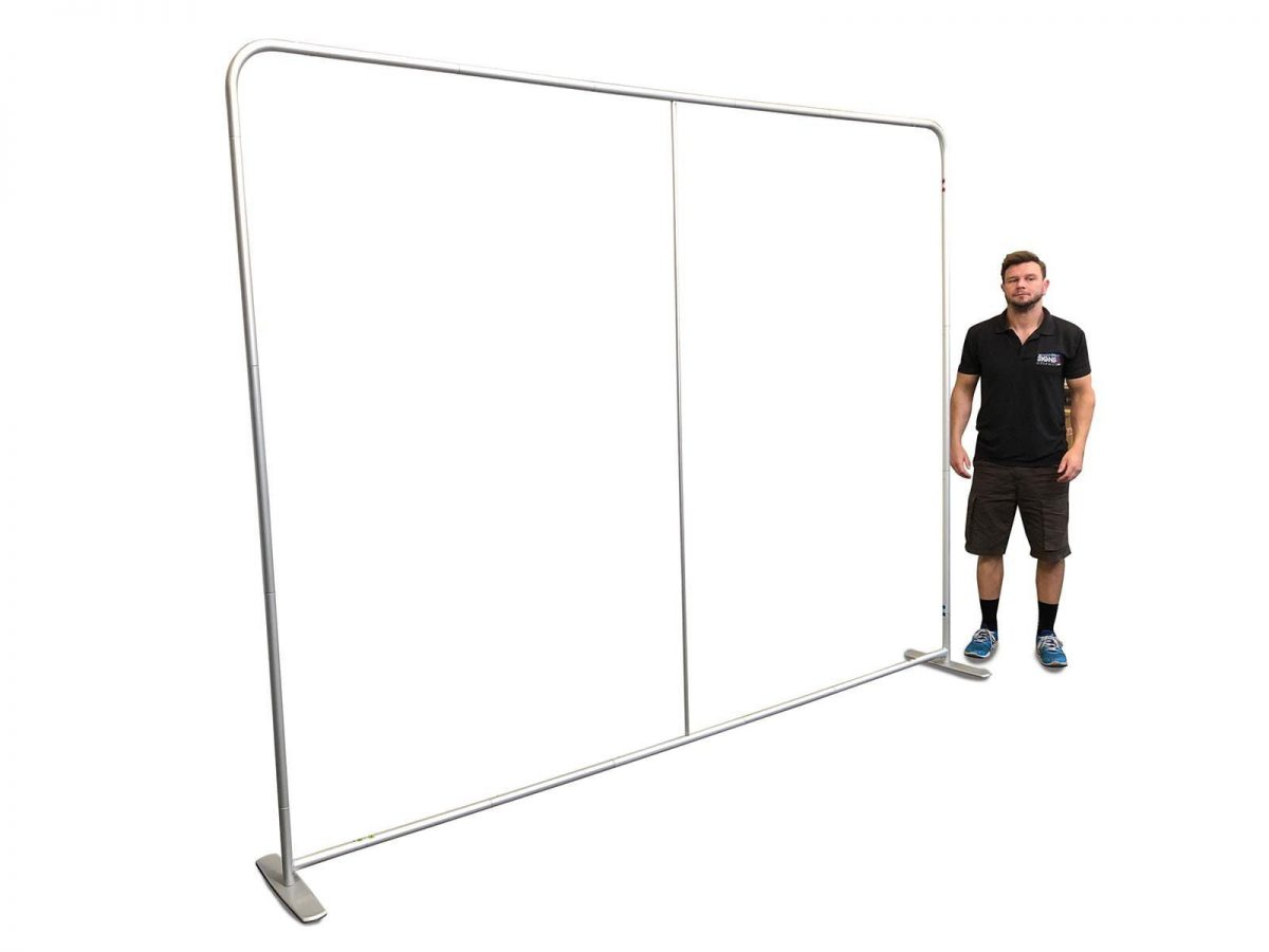 Stretch Fabric Backdrop Stand Frame
