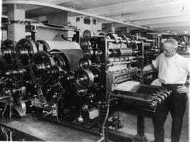 The History of printing and Digital printing