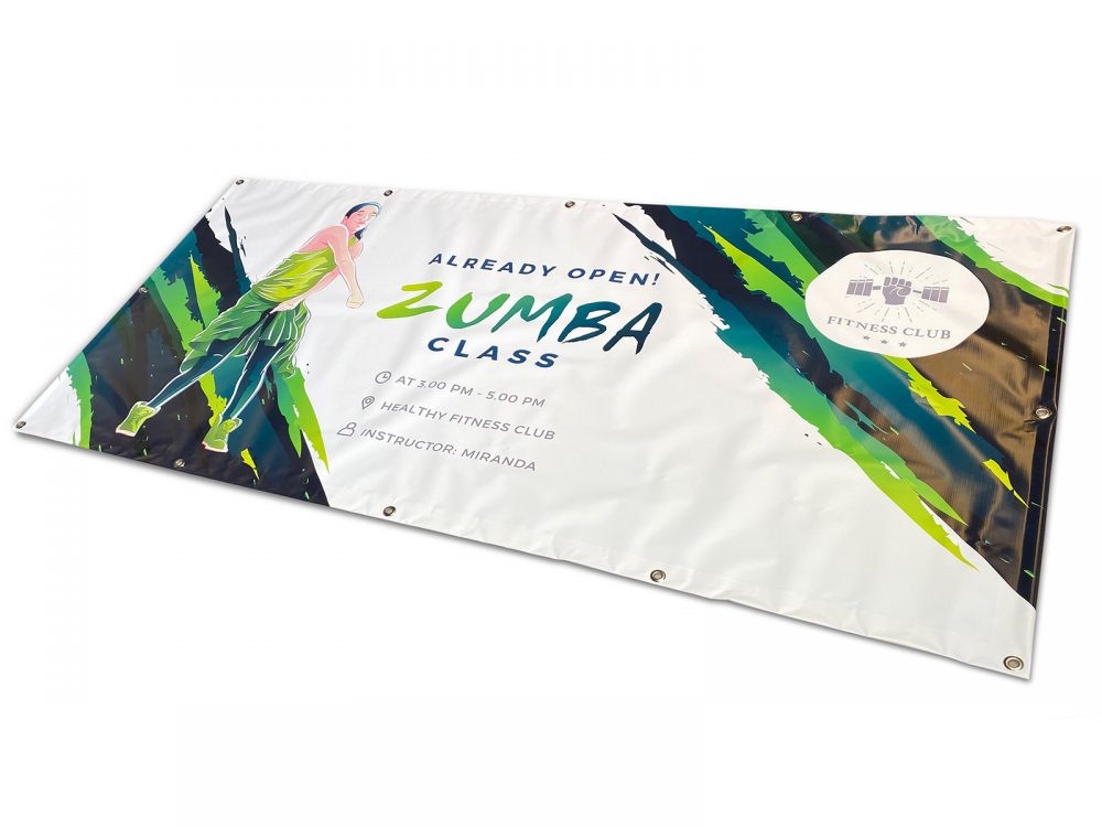 Zumba Banners