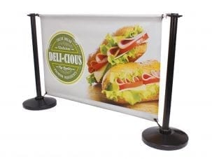 PVC Cafe Banner