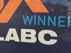 polyester air mesh banner
