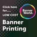125 x 125 banner printing
