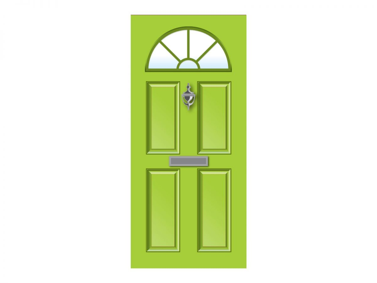 dementia-door-lime-green-wrap