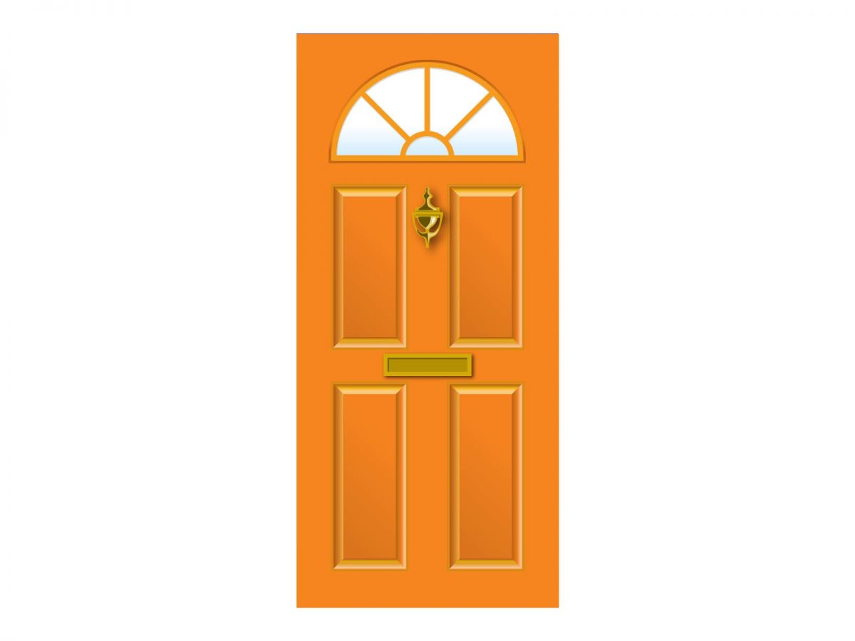 dementia-door-orange-wrap