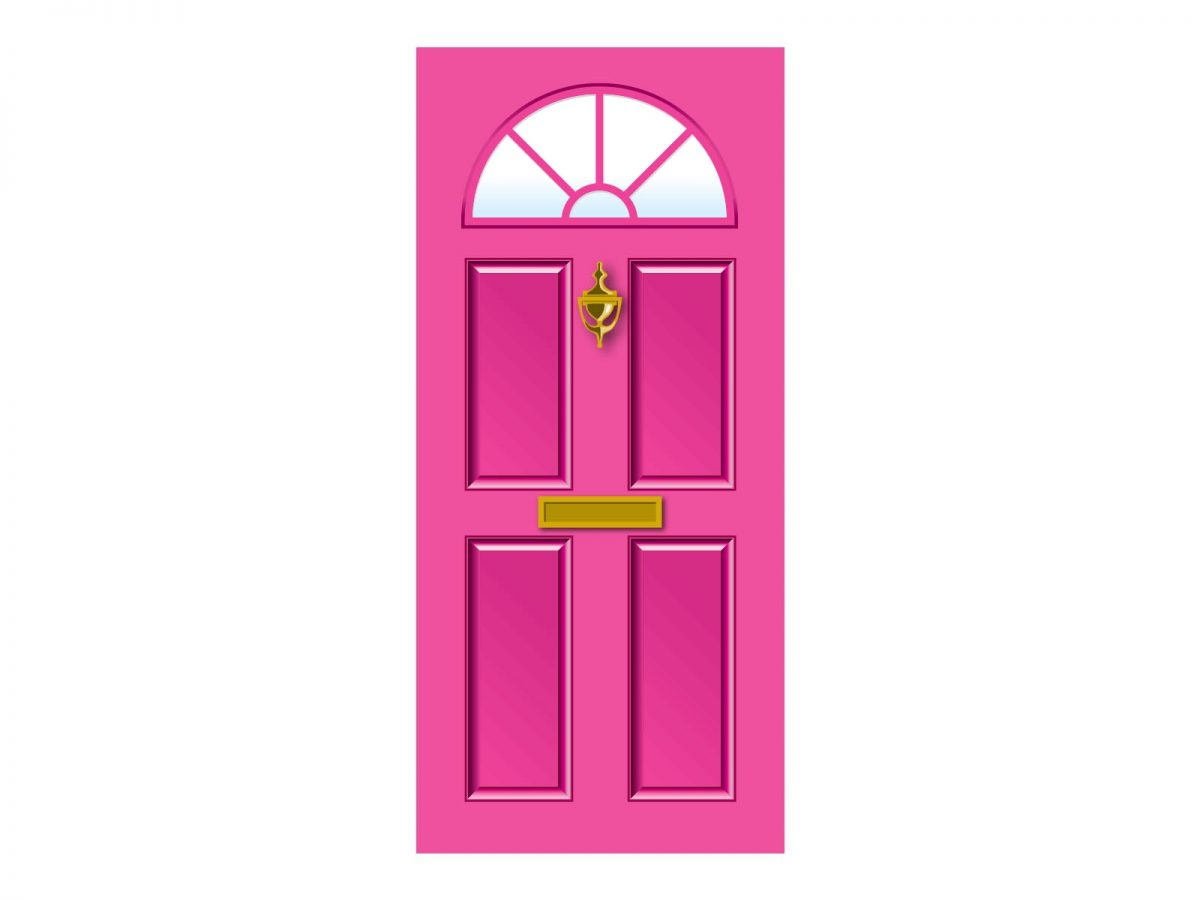 dementia-door-pink-wrap