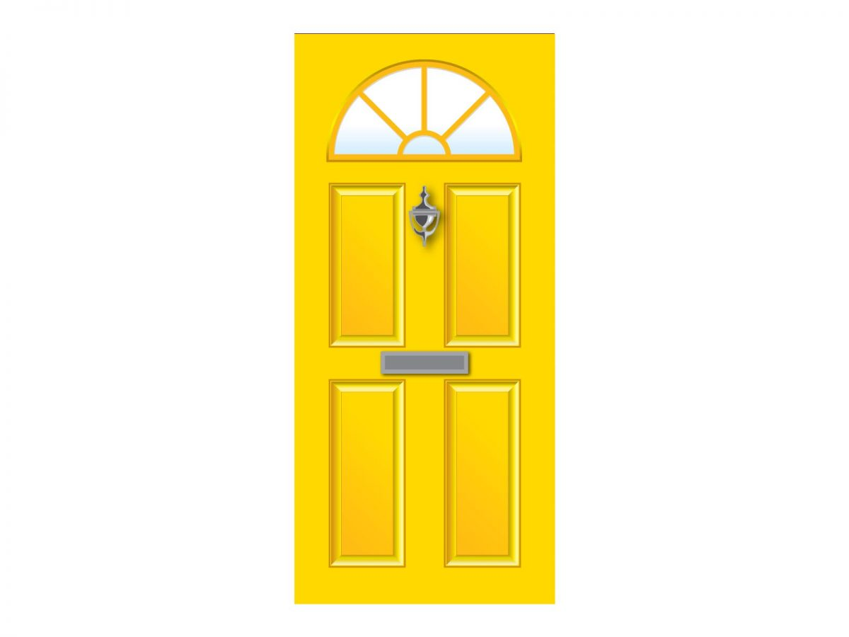 Colour-dementia-door-yellow