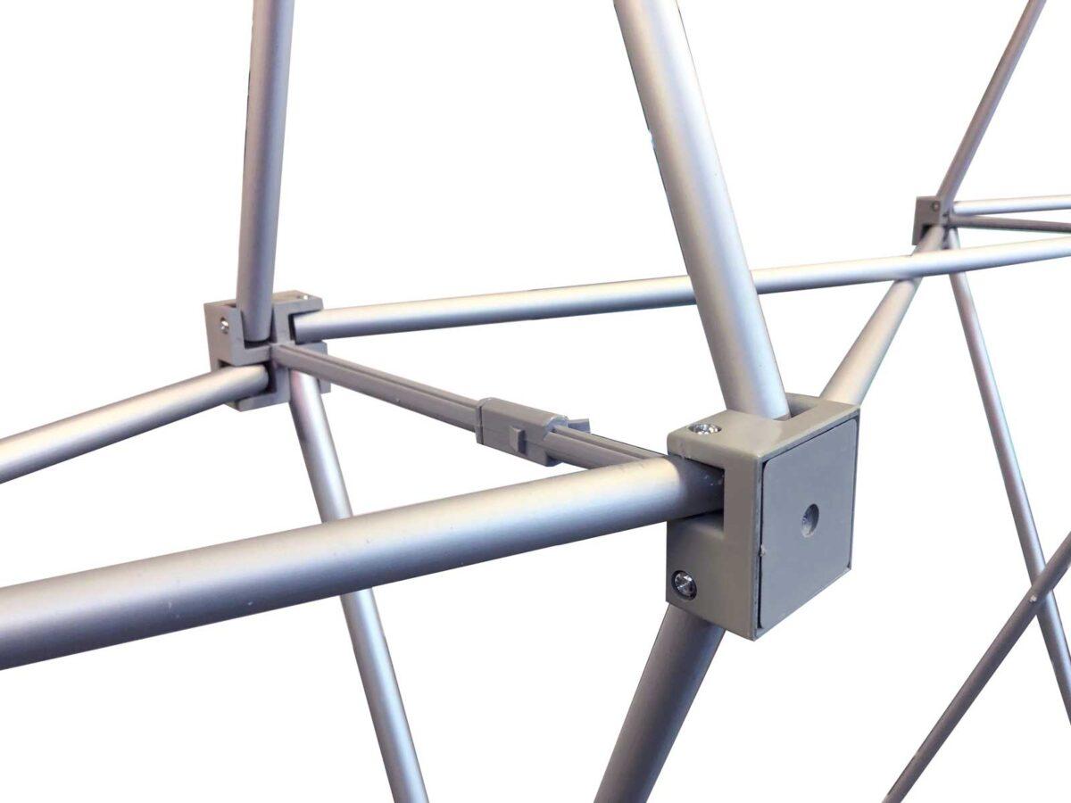 Display stand frame