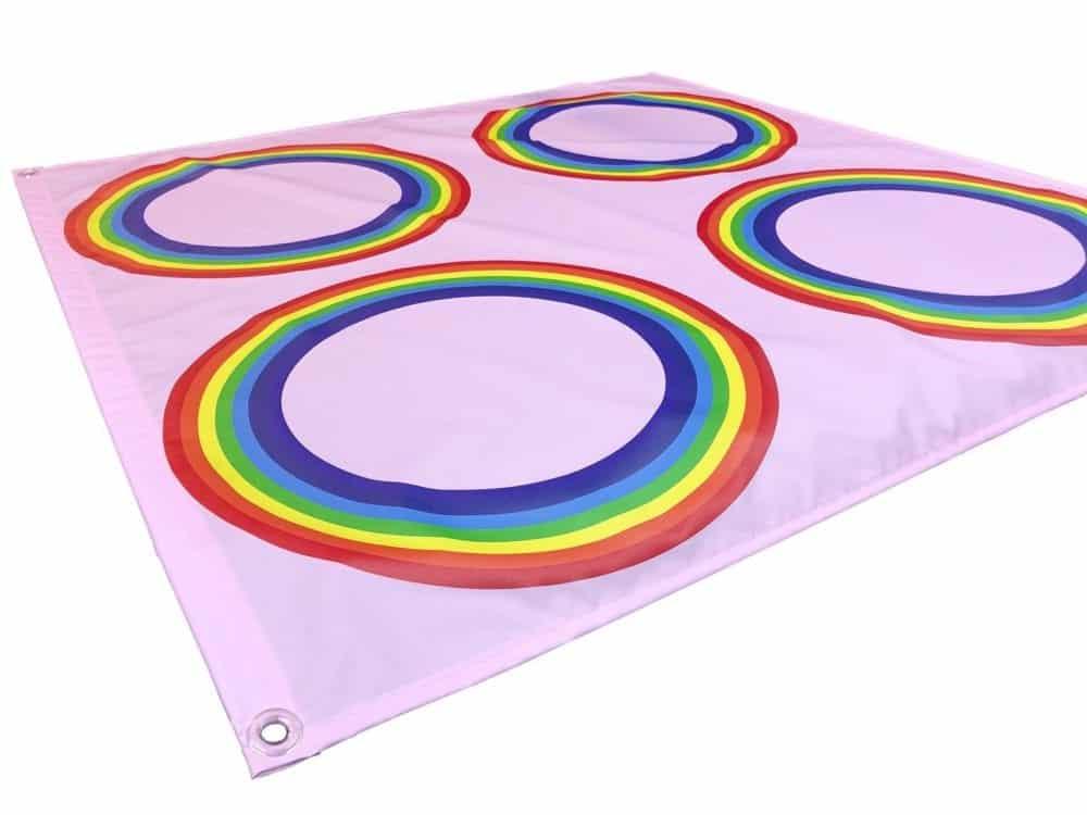 UV fabric printing