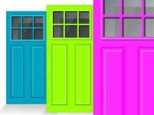 Panelled Door Wrap