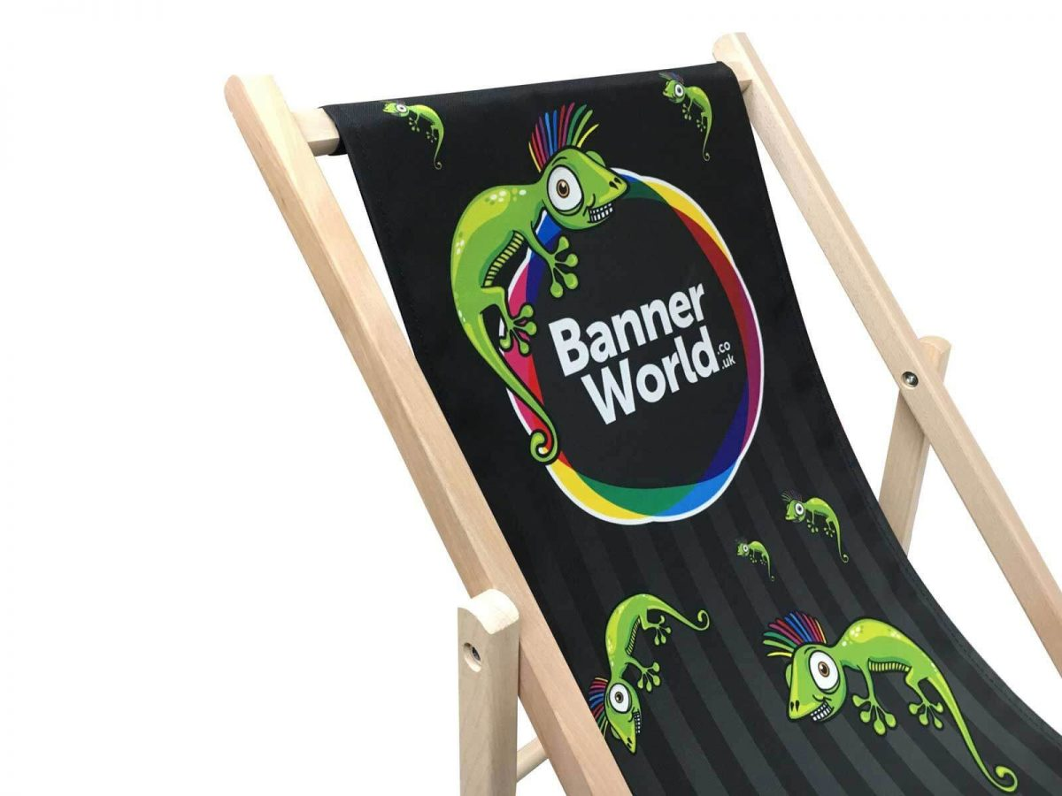 Printed Colour Deckchair