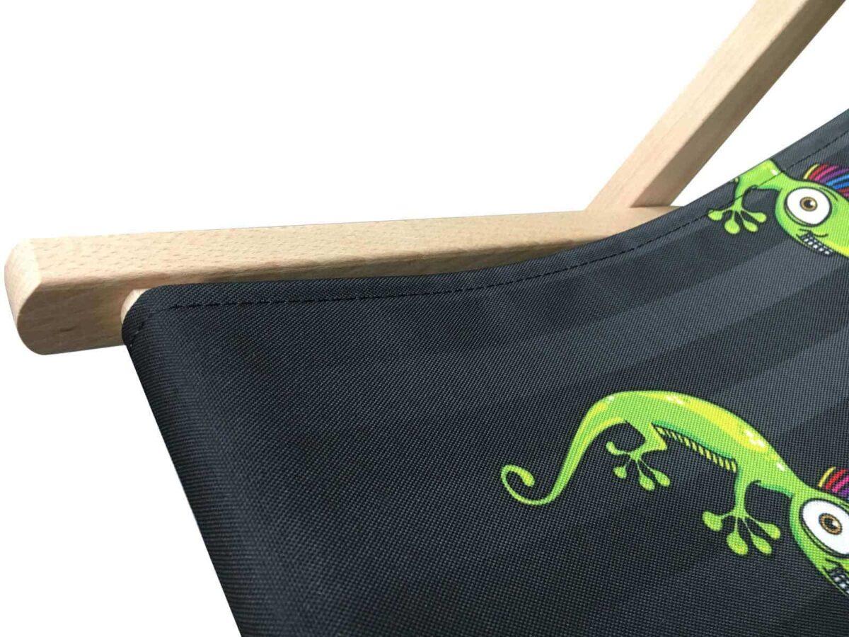 Fabric Printed Deckchair