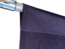 Banner Pole Pockets