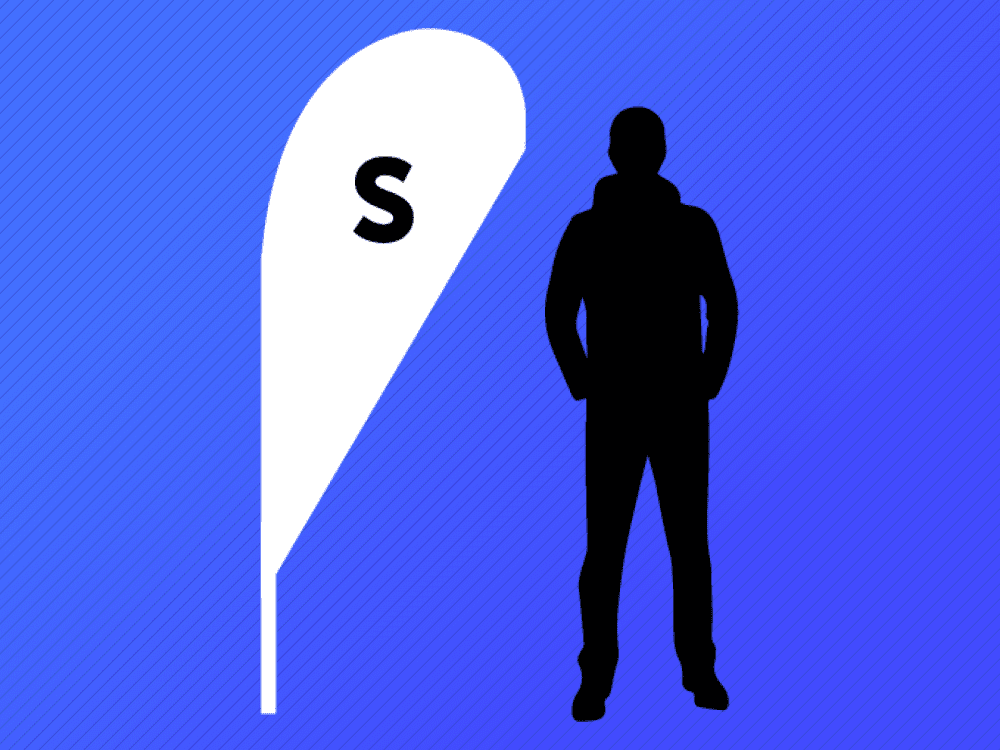 Small Quill Flag