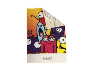 Samba Fabric