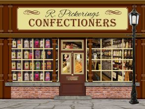 Confectionery dementia wallpaper